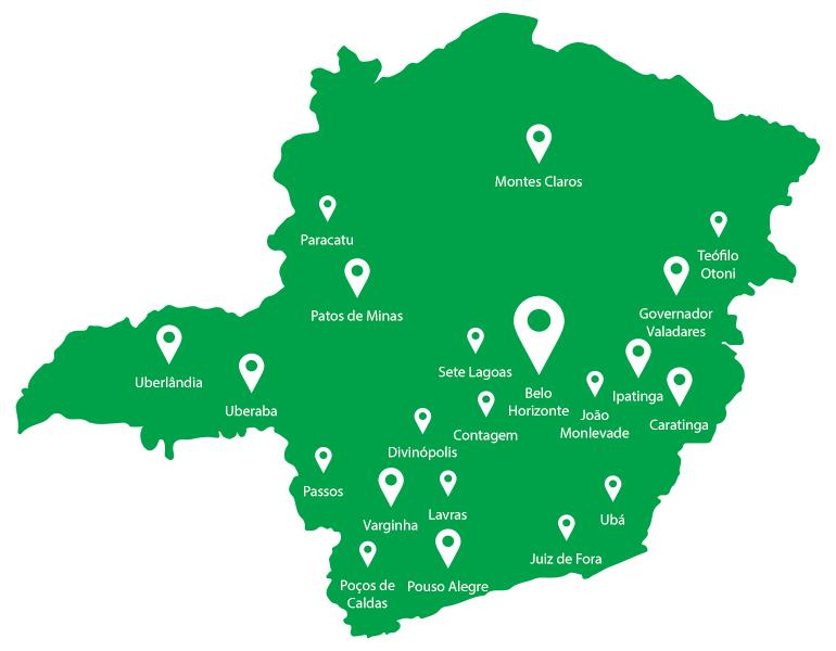 Regionais Minaspetro